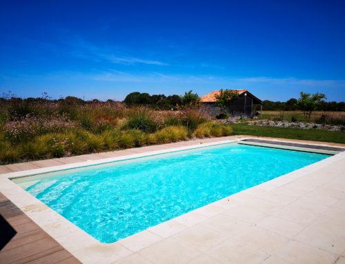 Nos réalisations de piscines en Vendée