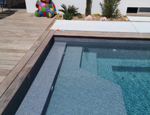 Construction piscine secteur Château d'Olonne