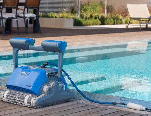 Reflets d'été vous présente son partenaire en gamme de robot nettoyeur pour piscine MAYTRONICS